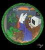 Christine de Pizan at Her Computer