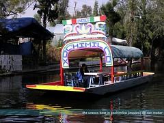 UNESCO Boat