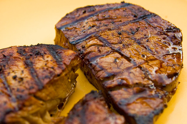 When life gives you mizuna the meatwave - Best marinade for filet mignon on grill ...
