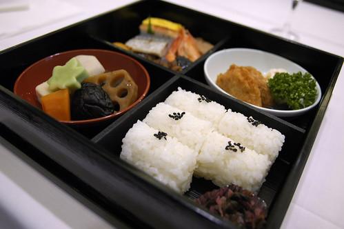 お弁当, ホテル日航東京