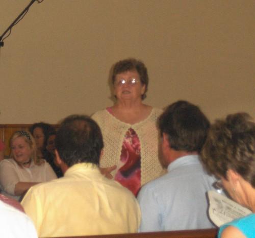 Liberty Singing at Henagar