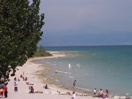 Spiaggia delle Bionde, Sirmione
