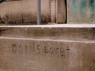 god is love, not lyle