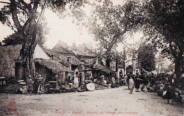 Hanoi Marché au Village des Cochons (3)