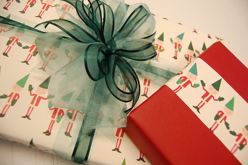 2010 Holiday Gift Wrapping