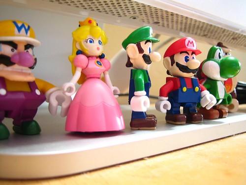 Super Mario & Company