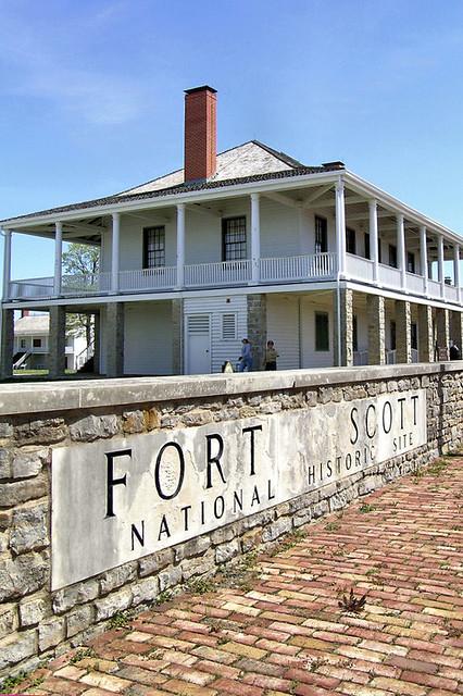 Fort Scott National Historic Site Flickr Photo Sharing