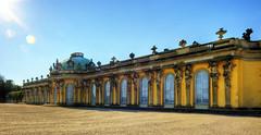 New Garden, Potsdam