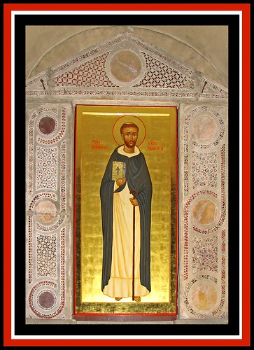 Icon of St Dominic