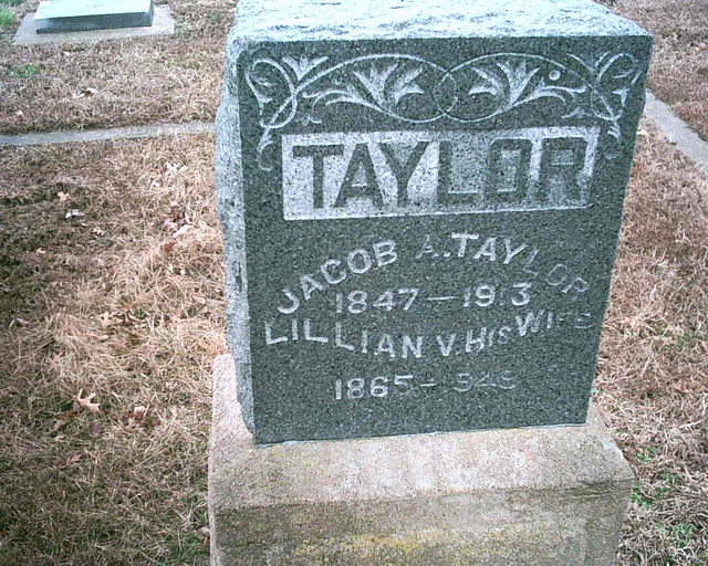 Header of A. Taylor