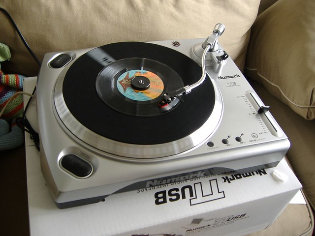 new record player the numark tt usb flickr photo sharing. Black Bedroom Furniture Sets. Home Design Ideas