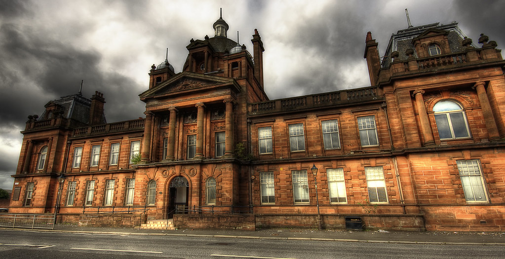 Govan Town Hall - The Digital Quarter by Different Light Photography [different-light.com]