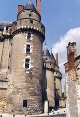 2002.04 VAL DE LOIRE - Château de LANGEAIS