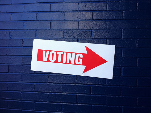 Find your polling place on the Cook County Data Portal!