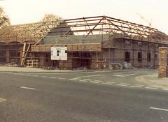 Beverley Fire Station under construction