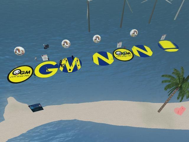 OGM NON ! GMO NO !