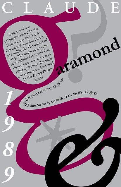 the impact of claude garamond on the world of typography Typography has served both functional and artistic purposes since the invention of mechanical movable type printing by johannes gutenberg in 1439  claude garamond.