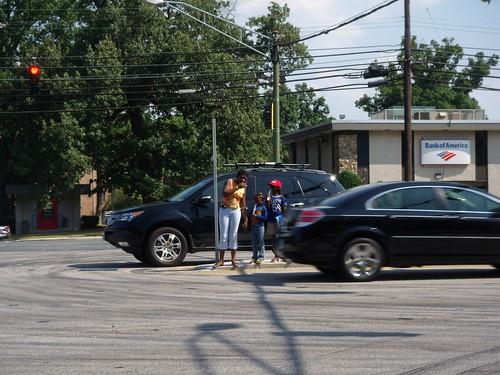 Crossing The Street, Stewart Lane at 29