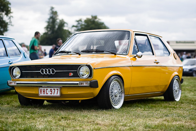 Audi 50 A Gallery On Flickr