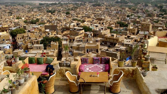 Jaisalmer, the Yellow city