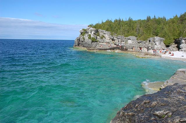 Photo Of Bruce Peninsula National Park Ontario Colors