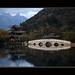 Echo of Black dragon lake by Robert Lio