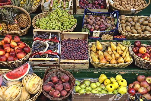Produce - Vernazza, Cinque Terre