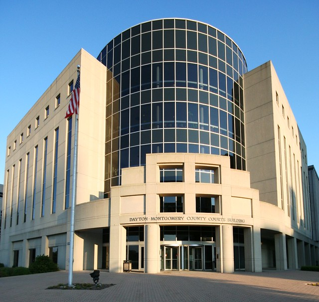 Dayton-Montgomery County Courts Building IMG_5245 | Flickr ...