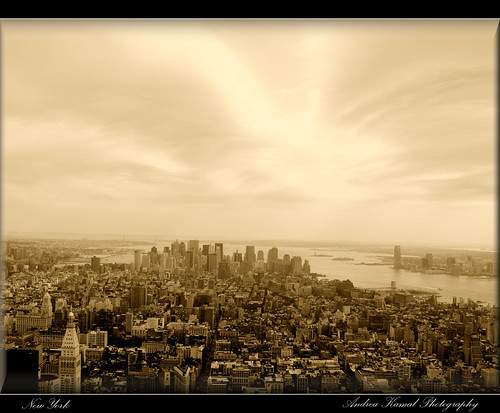 New York from life of J.D. Salinger