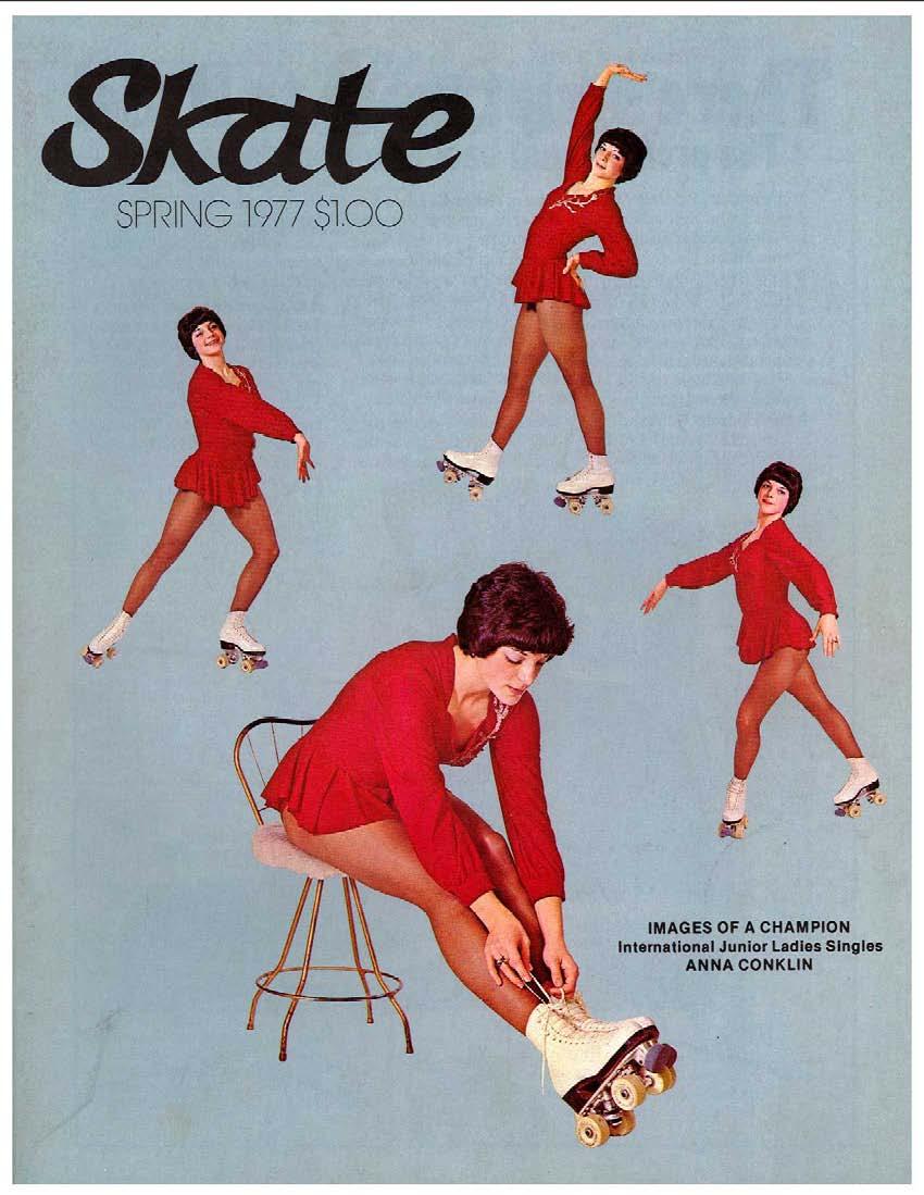Roller skating vaughan - A Few Roller Skating Album Covers