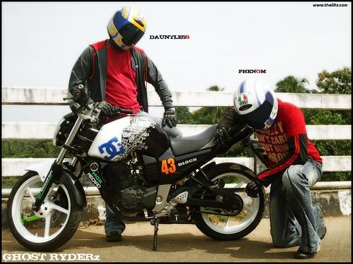 Yamaha FZ16 to Yamaha Fazer16  Conversion modification