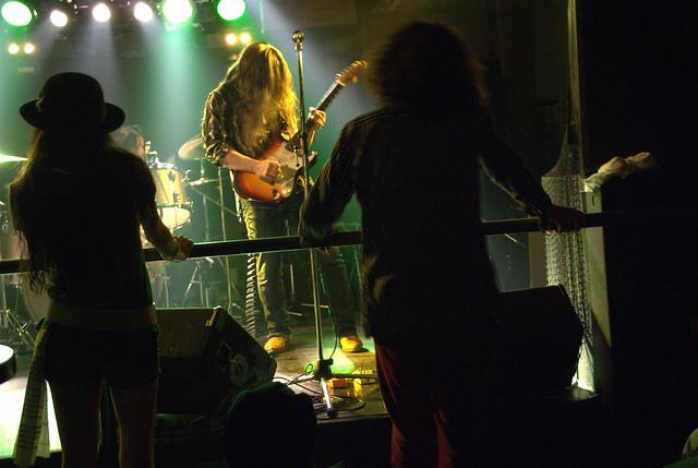 ROUGH JUSTICE live at Yotsuya Outbreak, Tokyo, 23 Jun 2010. 101