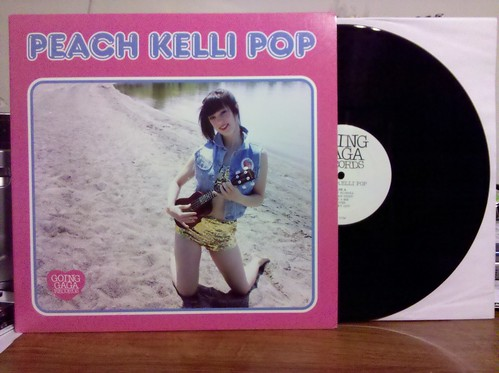 Peach Kelli Pop - S/T LP