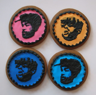 Questlove and Black Thought Cookies (The Roots)