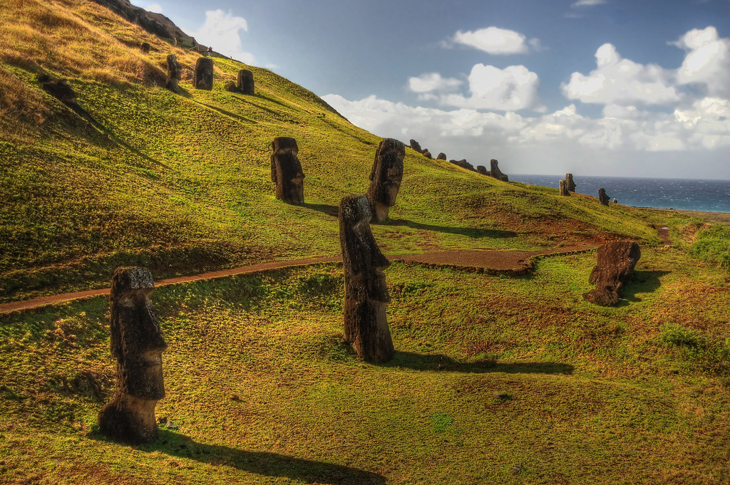 Easter Island HDR