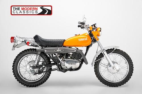 1972 Yamaha DT2 Enduro