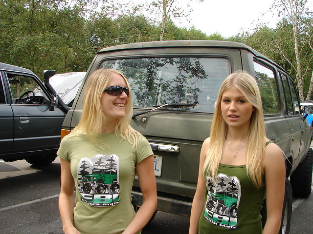Hot Chics w/ FJ Photo Contest? - Page 703 - Toyota FJ
