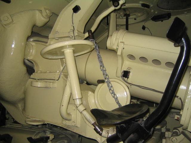 jagdpanther interior - photo #1