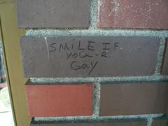Ashland, OR, graffiti