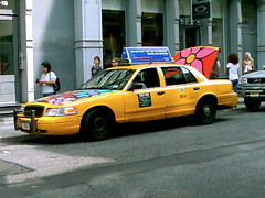 taxi, automobile, vehicle, compact car, ford crown victoria, land vehicle, luxury vehicle, motor vehicle,