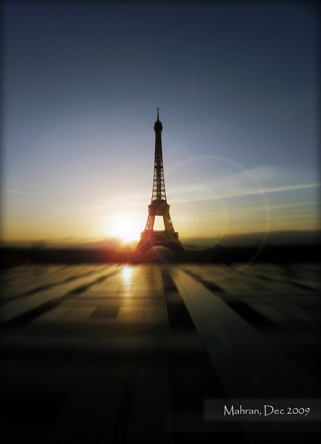 Vision about Paris