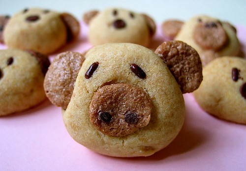 Horlicks Piggy Cookie