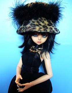 Leopard Hat 037