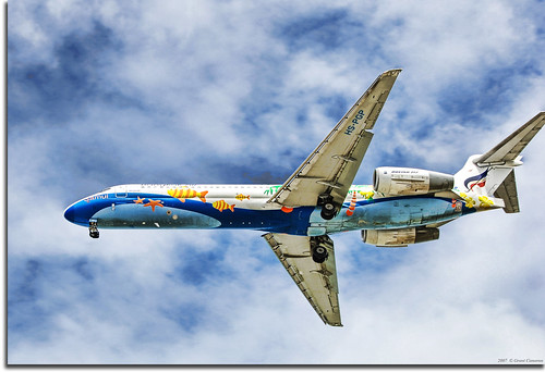 Boeing 717-23S - Bangkok Airways