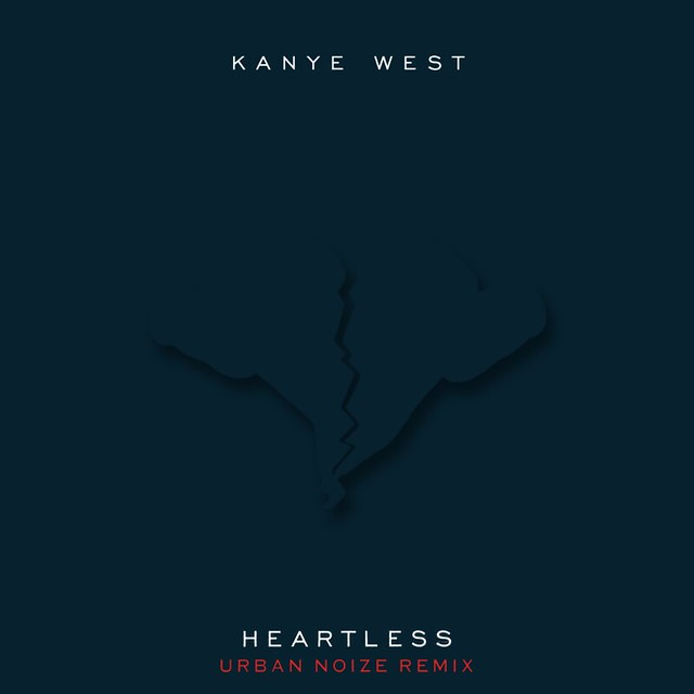kanye west heartless urban noize remix flickr
