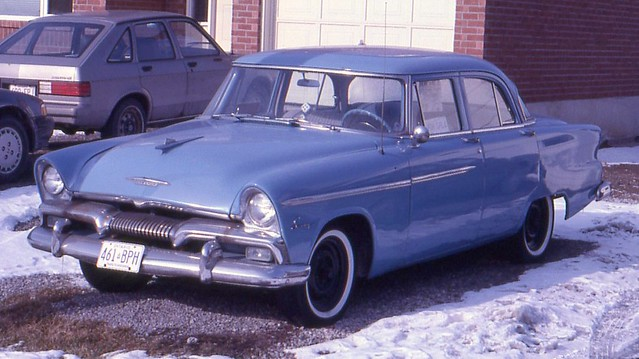 1955 plymouth savoy 4 door flickr photo sharing for 1956 plymouth savoy 4 door