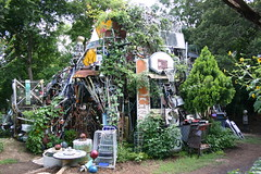 Another man's treasure - the Cathedral of Junk