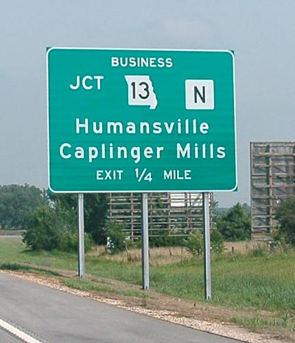 Humansville missouri