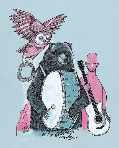 MUSICAL BEAR FRIENDS