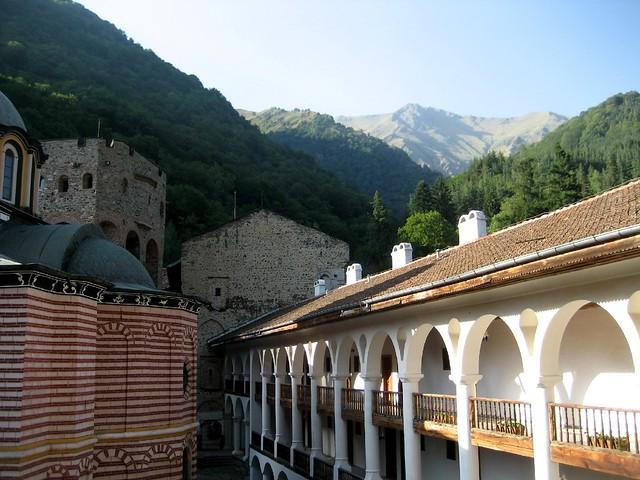 Monasterio de Rila. Bulgaria.